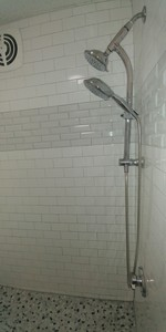 Two Room Suite Shower