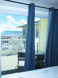 Ocean View Deluxe Private Balcony